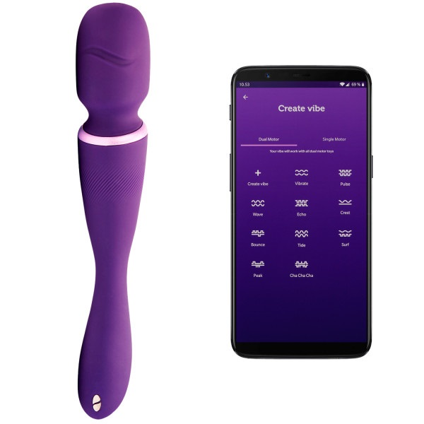 We-Vibe Magic Wand